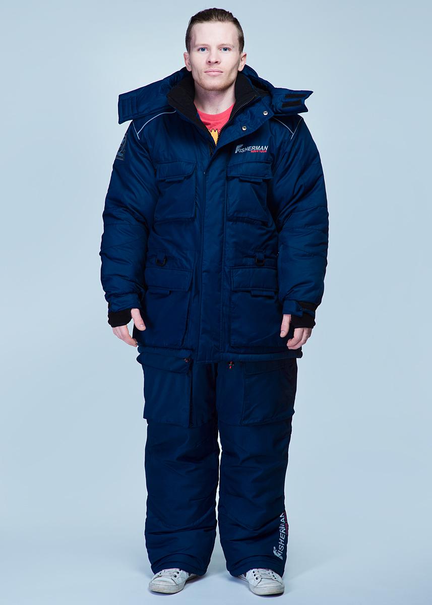 Костюм рыболовный46243Мужской костюм Буран V2 состоит из куртки и полукомбинезона, он сохранил в себе все достоинства костюма Буран, такие как, например: Регулировка рукавов и низа брюк по ширине препятствует попаданию воды, снега, а также задуванию холодного воздуха. Внутренние флисовые манжеты прекрасно сохраняют тепло. Теплый съемный капюшон, регулирующийся по объему. Восемь внешних карманов на куртке – небольшие карманы позволят разместить необходимые каждому рыбаку мелочи, а в карманы большего размера смогут поместиться даже бутерброд или небольшой термос. Молнии оснащены хлястиками – удобно открывать карман даже в объемных рукавицах. Регулировка полукомбинезона по росту и эластичные боковые вставки обеспечивают хорошую посадку по фигуре. Большое количество карманов делает полукомбинезон удобным и функциональным. Также в области колена имеются кармашки для вставки теплоизолирующих вкладышей. Костюм компактно упаковывается в специальную сумку. «Буран v.2» имеет...
