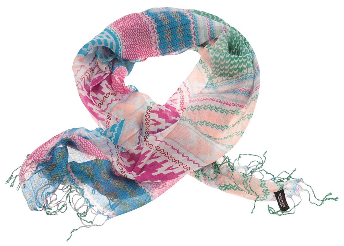 ШарфHL-3124-3Стильный шарф Laura Milano станет изысканным аксессуаром, который подчеркнет ваши индивидуальность и очарование. Шарф изготовлен из вискозы и оформлен невероятно модным этническим узором. Края модели оформлены кисточками. Шарф Laura Milano станет вашим верным спутником, а окружающие обязательно будут обращать свое восторженное внимание на вас.