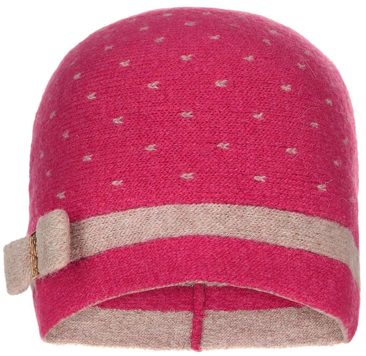Шапка3443762Модная женская шапка Canoe Madeline в стиле 30-х годов отлично дополнит ваш образ в холодную погоду. Сочетание используемых материалов максимально сохраняет тепло и обеспечивает удобную посадку, невероятную легкость и мягкость. Шапка украшена декоративным элементом в виде банта. Привлекательная стильная шапка Canoe Madeline подчеркнет ваш неповторимый стиль и индивидуальность.