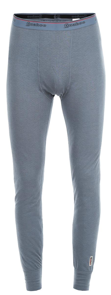 Термобелье брюки22-0570-PДвухслойные мужские кальсоны Guahoo Outdoor подходят для повседневной носки в прохладное время года. Верхний слой состоит из вискозной пряжи и волокон кофейного угля. Полотно, содержащее в составе кофейный уголь, быстро сохнет и снижает эффект появления неприятных запахов. Полиэстер во внутреннем слое придает изделиям прочность, обладает влаговыводящими свойствами, и предотвращает деформацию при носке и многочисленных стирках. Кальсоны на талии имеют широкую эластичную резинку. Низ штанин дополнен широкими трикотажными манжетами. Рекомендуемый температурный режим от +5°С до -10°С.