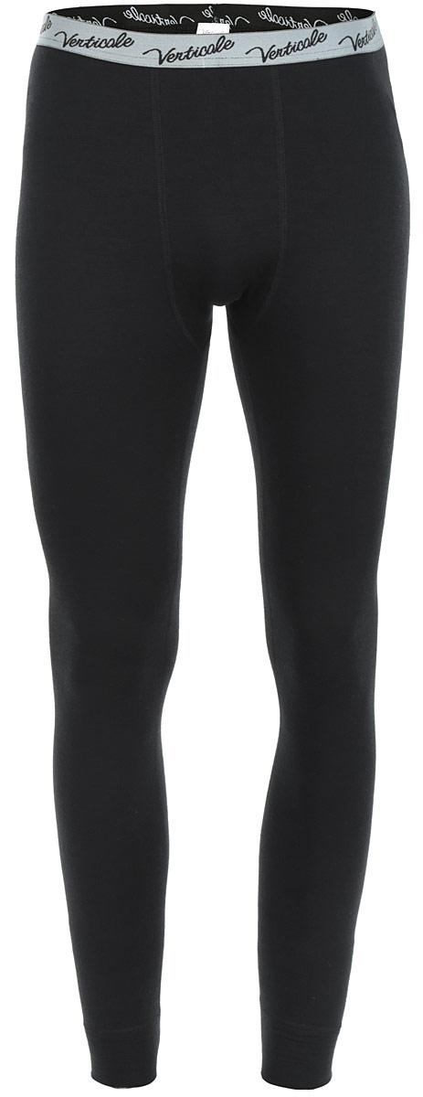 Термобелье брюкиКальсоны Verticale FELXСерия термобелья Outdoor специально разработана для носки в условиях экстремально низких температур. Красивое и очень комфортное термобелье. Применяется ткань с объемной двухслойной структурой плетения. Отличное сочетание пряжи из натуральной шерсти овец-мериносов и полиэстрового волокна, которое существенно усиливает стойкость шерстяной пряжи к механическому воздействию. Это белье отличает завидная износоустойчивость, к тому же красивый дизайн позволяет носить комплекты как самостоятельные изделия. Модель сочетает в себе свойства отвода влаги термобелья и тепло шерстяной одежды. Снизу брючины дополнены широкими эластичными манжетами. Пояс оснащен резинкой с логотипом бренда. Рекомендуется использовать при малой и средней активности в холодную и очень холодную погоду (зимняя рыбалка, охота, катание на снегоходах).