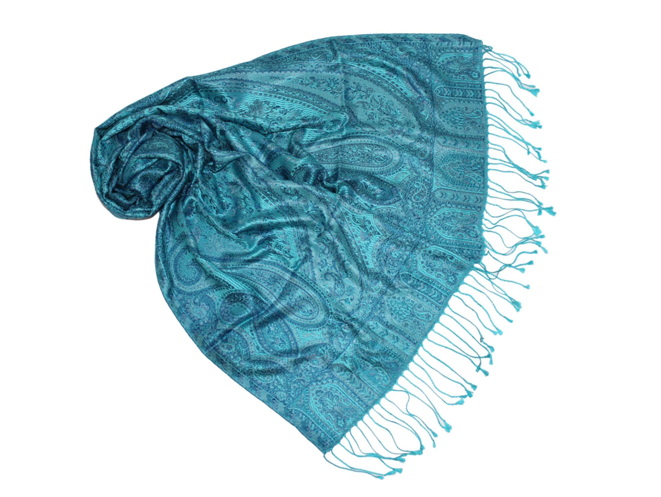 Шарф женский Ethnica, цвет: голубой, синий. 081370а. Размер 36 см х 165 см081370аЖенский шарф Ethnica, изготовленный из 100% шелка, подчеркнет вашу индивидуальность. Благодаря своему составу, он легкий, мягкий и приятный на ощупь. Изделие декорировано оригинальным этническим узором и дополнено кисточками.Такой аксессуар станет стильным дополнением к гардеробу современной женщины.