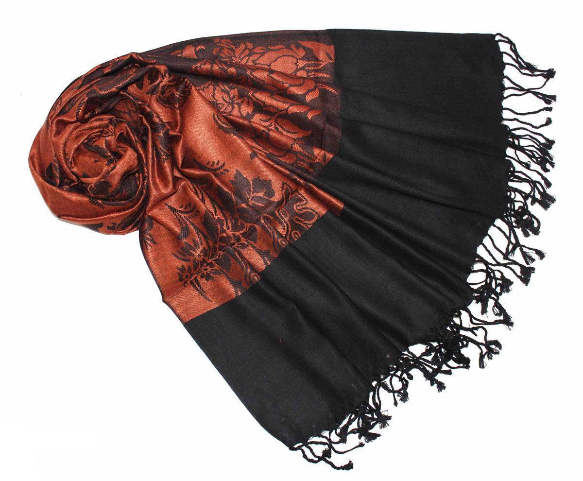 Палантин455185Эффектный палантин Ethnica подчеркнет ваш неповторимый стиль. Изделие выполнено из 100% вискозы и оформлено оригинальным принтом. Этот модный аксессуар гармонично дополнит ваш образ.