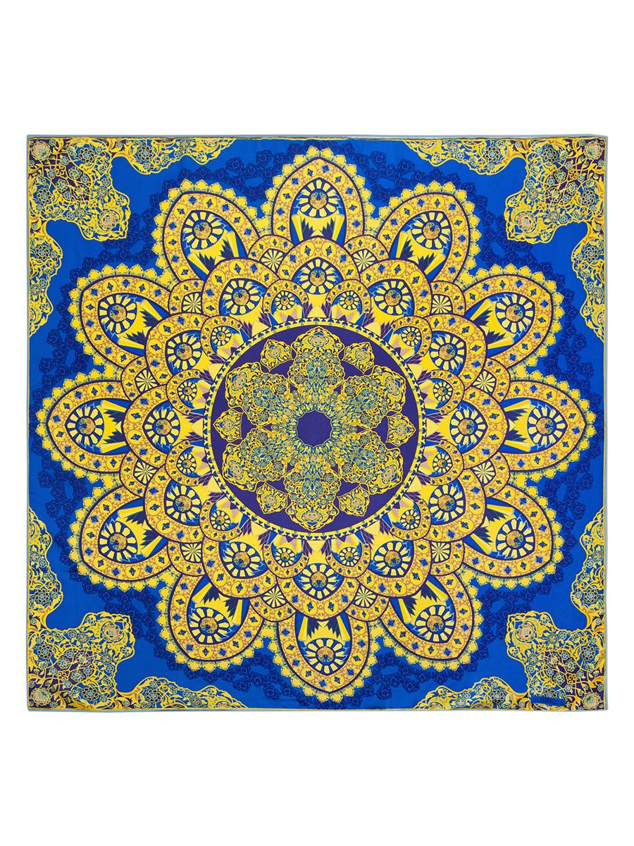 ПлатокE04-7098Стильный женский платок Eleganzza станет великолепным завершением любого наряда. Платок изготовлен из 100% шелка, оформлен оригинальным орнаментом , края обработаны кантом. Такой платок превосходно дополнит любой наряд и подчеркнет ваш неповторимый вкус и элегантность.