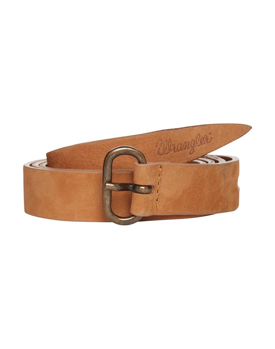 РеменьW0A09UK81Стильный широкий ремень Wrangler выполнен из натуральной кожи. Пряжка, с помощью которой регулируется длина ремня, выполнена из качественного металла.