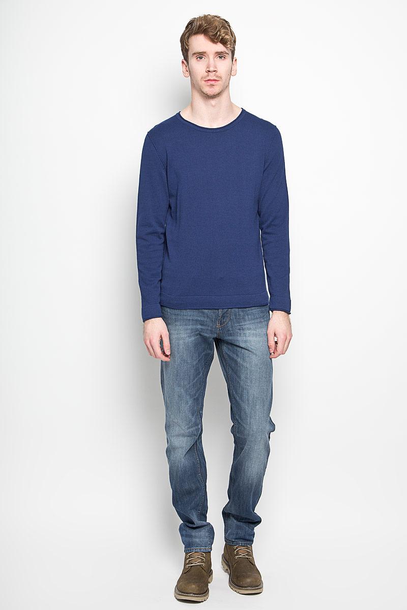Пуловер20100137_545Мужской пуловер Broadway, выполненный из натурального хлопка, станет стильным дополнением к вашему гардеробу. Изделие очень мягкое и приятное на ощупь, не сковывает движения, позволяет коже дышать. Модель с длинными рукавами имеет круглый вырез горловины. Благодаря однотонной расцветке, пуловер прекрасно сочетается с любыми нарядами. Современный дизайн и расцветка делают этот пуловер модным предметом мужской одежды, в нем вы всегда будете чувствовать себя комфортно.