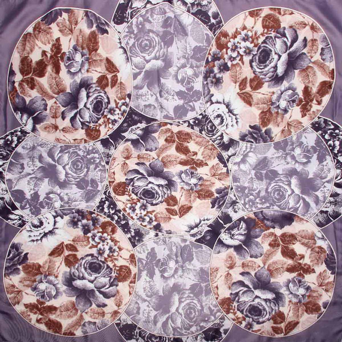Платок3904972-32Стильный женский платок Venera станет великолепным завершением любого наряда. Платок, изготовленный из полиэстера, оформлен цветочным принтом. Классическая квадратная форма позволяет носить платок на шее, украшать им прическу или декорировать сумочку. Легкий и приятный на ощупь платок поможет вам создать изысканный женственный образ. Такой платок превосходно дополнит любой наряд и подчеркнет ваш неповторимый вкус и элегантность.