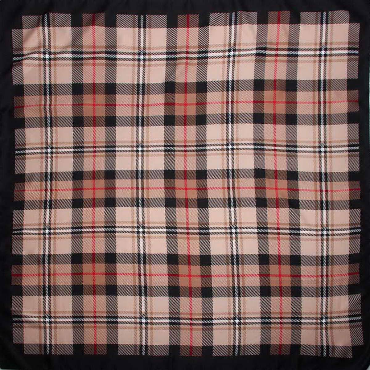Платок3913183-20Элегантный и стильный женский платок Venera изготовлен из легкого и нежного полиэстера. Такой платок станет неотъемлемым элементом вашего гардероба. Платок оформлен принтом в клетку и идеально подходит для одежды любого стиля и цвета. Классическая квадратная форма позволяет носить платок на шее, украшать им прическу или декорировать сумочку. Платок Venera превосходно дополнит любой наряд и подчеркнет ваш неповторимый вкус и элегантность.