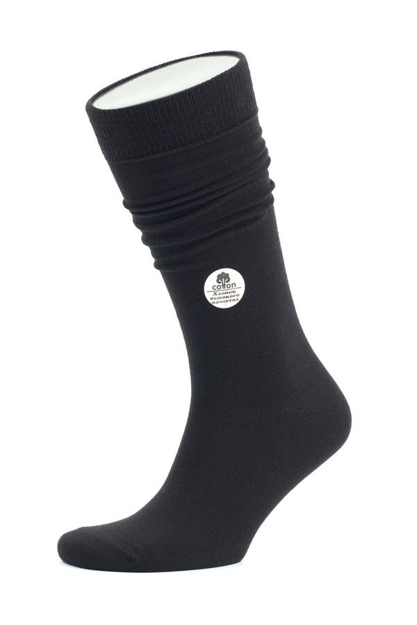 Носки мужские Uomo Fiero, цвет: черный. MS058. Размер 25 (39/41)MS058Мужские носки Uomo Fiero изготовлены из высококачественного эластичного хлопка с добавлением полиамида. Удлиненные носки дополнены эластичной резинкой, которая надежно фиксирует носки на ноге.