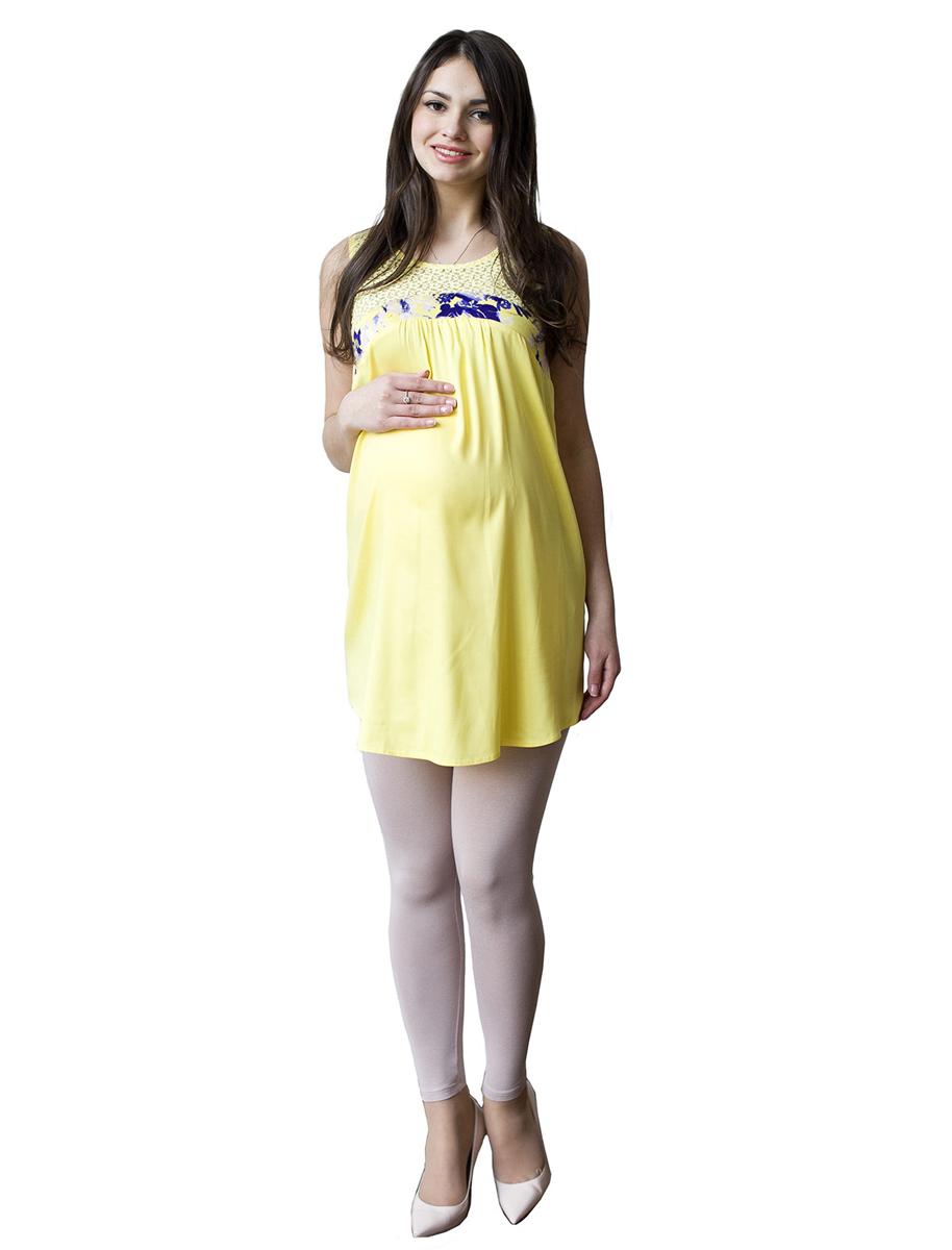 Туника71509Легкая летняя туника без рукавов выполнена в комбинации натурального полотна и кружева. Отличный повседневный вариант в жаркую летнюю погоду. Фэст - одежда по вашей фигуре.