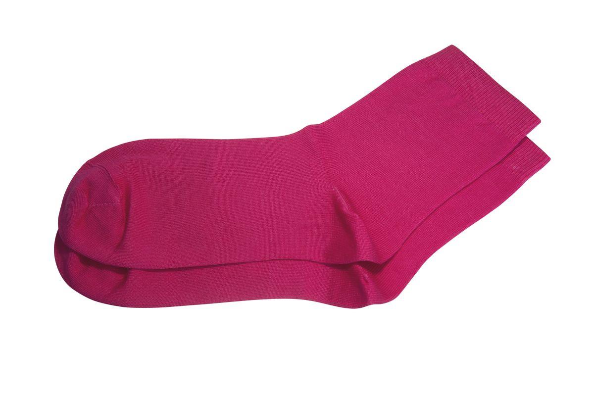 Носки женские Askomi Classic, цвет: малиновый. AG-1010. Размер 23 (36-38)AG-1010_5201Женские носки Askomi Classic для повседневной носки выполнены из мерсеризованного хлопка с добавлением полиамида. Такой хлопок придает носкам блеск, эластичность и шелковистость. Двойной борт для плотной фиксации не пережимает сосуды. Носок и пятка укреплены, что значительно увеличивает износостойкость носков. Кеттельный шов не ощутим для ноги.