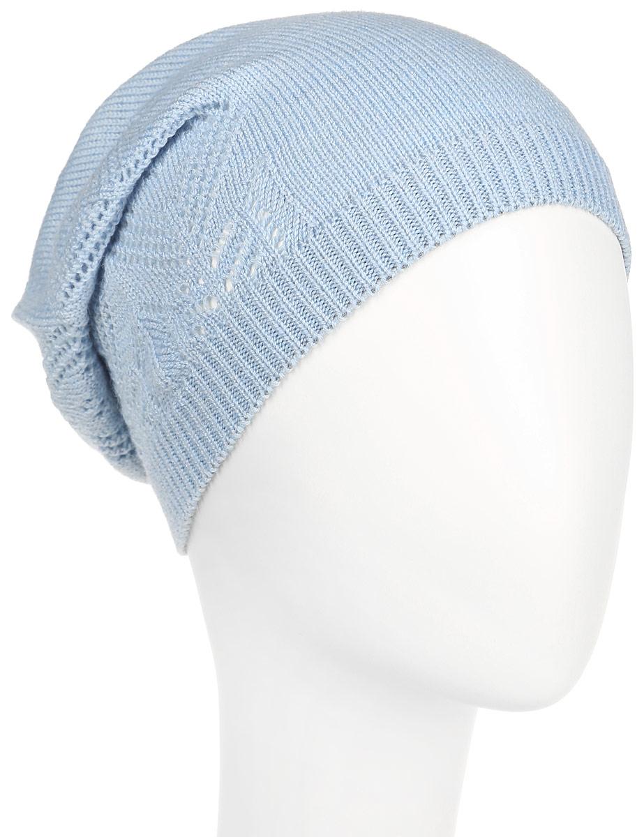 Шапка7303PI-13Удлиненная женская шапка Flioraj с ажурным узором отлично дополнит ваш образ в холодную погоду. Сочетание шерсти и акрила максимально сохраняет тепло и обеспечивает удобную посадку, невероятную легкость и мягкость. Привлекательная стильная шапка Flioraj подчеркнет ваш неповторимый стиль и индивидуальность.