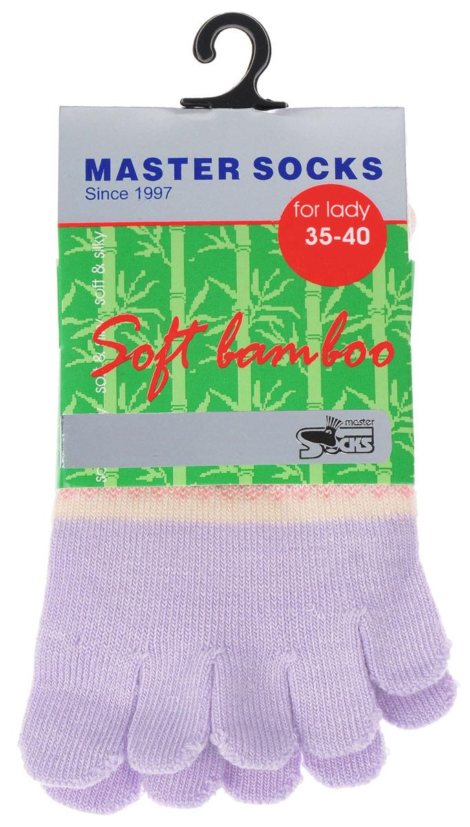 Носки85680Стильные носки с отделениями для пальцев Master Socks, изготовленные из высококачественного комбинированного материала, очень мягкие и приятные на ощупь, позволяют коже дышать. Эластичная широкая резинка плотно облегает ногу, не сдавливая ее, обеспечивая комфорт и удобство. Носки оформлены лаконичными узорами. Оригинальные и комфортные носки великолепно подойдут к любой вашей обуви.