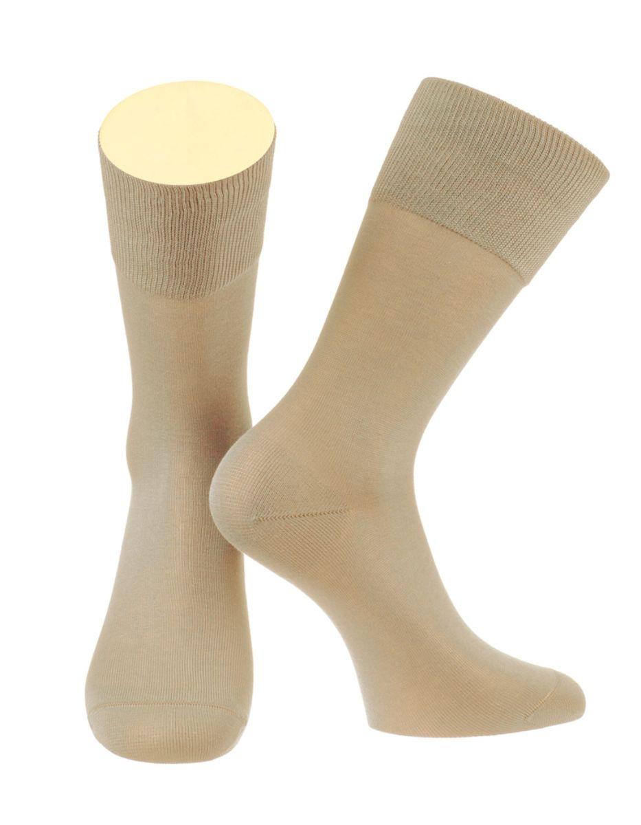 Носки2-15/01Мужские особо тонкие носки Collonil изготовлены из мерсеризованного хлопка с добавлением тактеля. Носки с удлиненным паголенком. Широкая резинка не сдавливает и комфортно облегает ногу.
