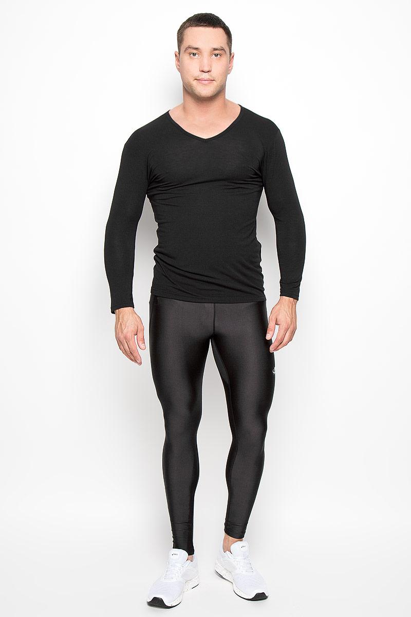 Термобелье кофтаJG08500Удобный мужской лонгслив Phiten великолепно подойдет для ношения под одеждой в холодную погоду. Он обладает высокой теплопроводностью, воздухопроницаемостью и гигроскопичностью и великолепно отводит влагу. Такой лонгслив превосходно подойдет для повседневной носки и активного отдыха. Содержание AquaTitan обеспечивает улучшение кровообращения, и расслабляет мышцы, что способствует дополнительному согревающему эффекту. Модель с длинными рукавами и V-образным вырезом горловины - идеальный вариант для прохладной и ненастной погоды. Инновационный материал позволяет термобелью Phiten отводить влагу и сохранять тепло при помощи тончайшего слоя воздуха, который сдержится в структуре ткани. Такая модель подарит вам комфорт в течение всего дня и послужит замечательным дополнением к вашему гардеробу.