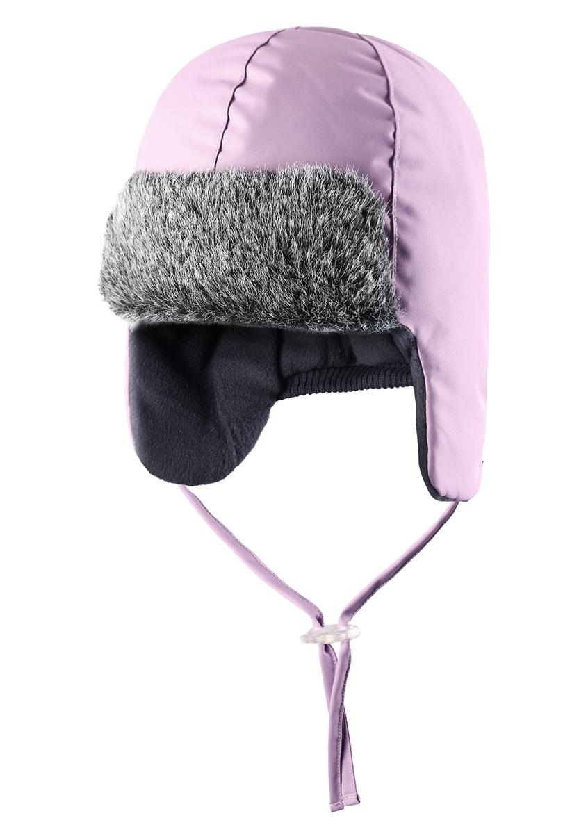 Шапка детская718701-5120Готовы к веселым зимним прогулкам? Эта очень мягкая и теплая шапка для новорожденных – превосходный аксессуар для холодных зимних деньков. Ветронепроницаемые вставки в области ушей обеспечивают ушкам дополнительную защиту, а мягкая флисовая подкладка очень приятна на ощупь.