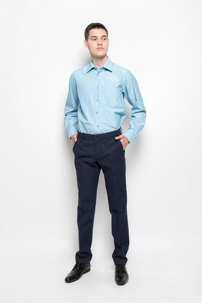 БрюкиMX3000785_MN_PNT_009Стильные мужские брюки Mexx, выполненные из хлопка с добавлением эластана, отлично дополнят ваш образ. Ткань изделия тактильно приятная и позволяет коже дышать. Брюки застегиваются на пуговицу и имеют ширинку на застежке-молнии. С внутренней стороны имеется дополнительная застежка-пуговица. На поясе предусмотрены шлевки для ремня. Спереди модель дополнена тремя втачными карманами, сзади - двумя накладными карманами. Модель оформлена оригинальным принтом. Высокое качество кроя и пошива, актуальный дизайн и расцветка придают изделию неповторимый стиль и индивидуальность. Модель займет достойное место в вашем гардеробе!