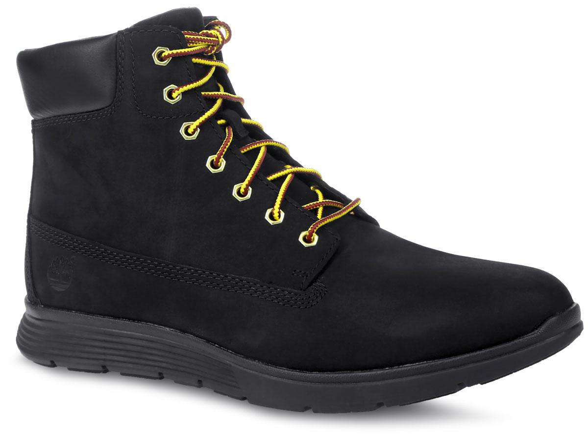 БотинкиTBLA19URWСтильные мужские ботинки 6 Boot от Timberland заинтересуют вас своим дизайном с первого взгляда! Модель изготовлена из натурального нубука с эксклюзивной технологией Anti-Fatigue. Герметичная водонепроницаемая конструкция сохранит ноги сухими в любую погоду. Обувь оформлена сбоку и на язычке фирменным тиснением, вдоль ранта - крупной прострочкой. Классическая шнуровка прочно зафиксирует обувь на вашей ноге. Внутренняя поверхность из текстиля не натирает. Стелька из материала ЭВА с текстильной поверхностью комфортна при движении. Прочная подошва с рельефным протектором гарантирует отличное сцепление с любой поверхностью. Модные ботинки займут достойное место среди вашей коллекции обуви.