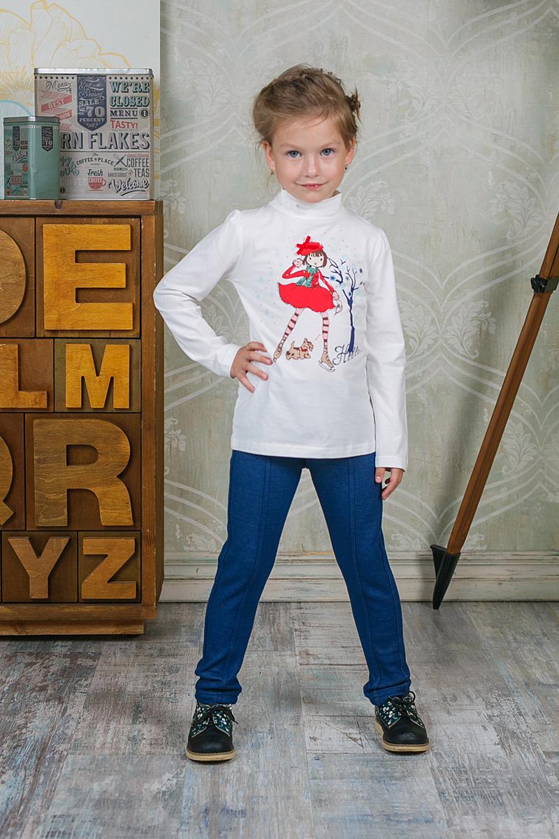 Брюки для девочки Sweet Berry, цвет: синий. 205580. Размер 98205580Утепленные брюки для девочки Sweet Berry из трикотажа идеально подойдут для отдыха и прогулок. Модель на талии имеет широкую эластичную резинку, что обеспечивает удобную посадку изделия на фигуре. Сзади изделие дополнено двумя накладными карманами.