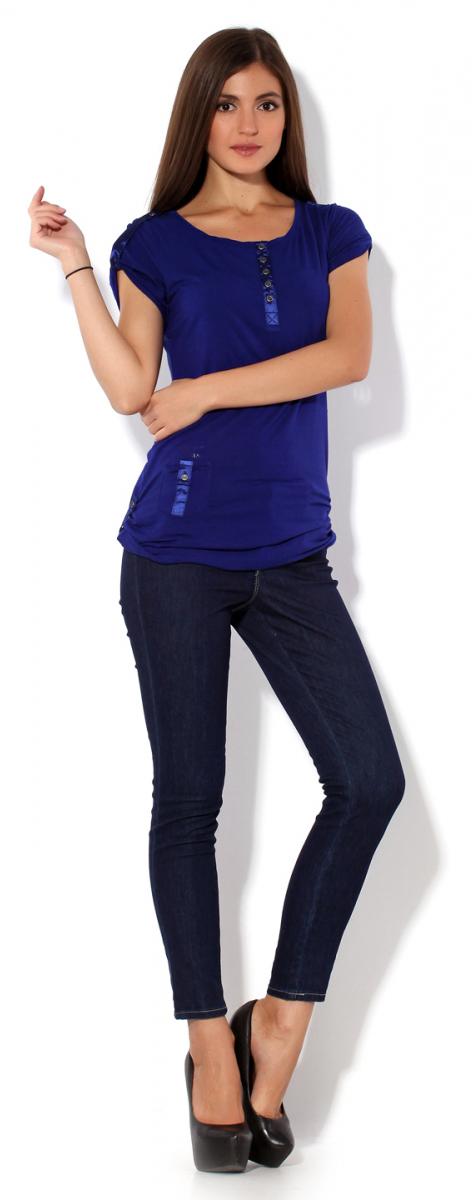 Джинсы10771 HSЖенские джинсы Montana выполнены из хлопка с добавлением полиэстера и спандекса. Джинсы-скинни по поясу застегиваются на пуговицу и имеют ширинку на застежке-молнии. Пояс дополнен шлевками для ремня. Спереди модель оформлена имитациями втачных карманов и фирменной, металлической нашивкой.