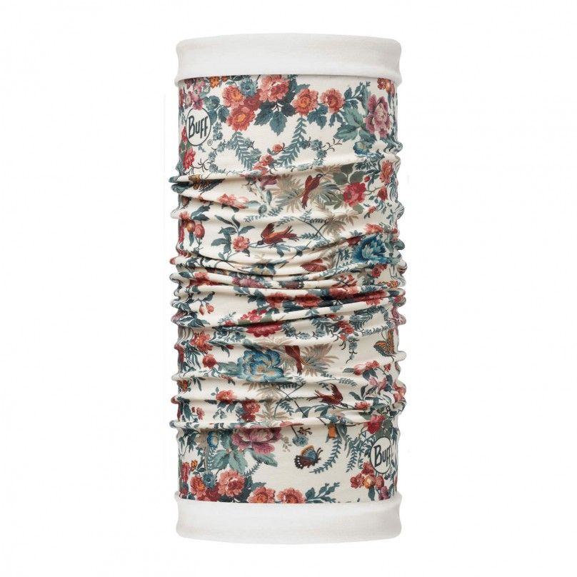 Шарф113143.555.10.00Самым теплым шарфом в виде трубы является именно эта серия Buff Reversible. Бандана-шарф изготовлена в виде трубы высотой 50 см. Снаружи усилена эластичной тканью из полиэстера, на который нанесен красочный узор, а внутри по всей поверхности утеплена мягким и теплым флисом. Такую бандану-трубу можно использовать в качестве шарфа, маски на лицо и даже шапки. Подходит для средней и низкой активности или для занятий спортом в холодное время года, особенно если эти занятия связаны с периодами отдыха. Например, при катании на сноуборде, горных лыжах или просто прогулках в сильный мороз.