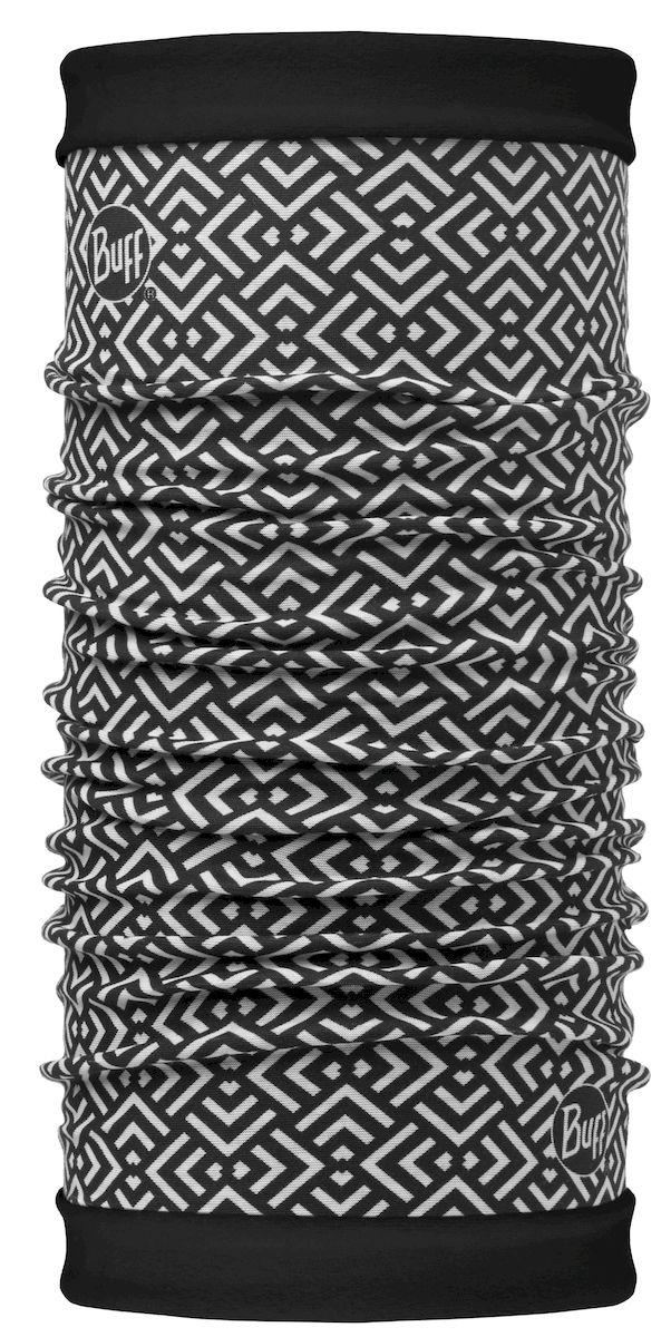 Шарф113135.555.10.00Самым теплым шарфом в виде трубы является именно эта серия Buff Reversible. Бандана-шарф изготовлена в виде трубы высотой 50 см. Снаружи усилена эластичной тканью из полиэстера, на который нанесен красочный узор, а внутри по всей поверхности утеплена мягким и теплым флисом. Такую бандану-трубу можно использовать в качестве шарфа, маски на лицо и даже шапки. Подходит для средней и низкой активности или для занятий спортом в холодное время года, особенно если эти занятия связаны с периодами отдыха. Например, при катании на сноуборде, горных лыжах или просто прогулках в сильный мороз.