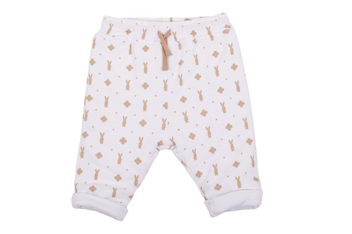 Брюки216GBUNC5601Утепленные брюки из орнаментального трикотажа прекрасно дополнят осенний Look стильного малыша, подарив тепло и свободу движений. Тонкий синтепон и контрастная подкладка делают изделие очень мягким, легким, приятным для повседневной носки. Если вы решили купить модные брюки для комфорта и уюта маленького модника, эта модель - отличный выбор!