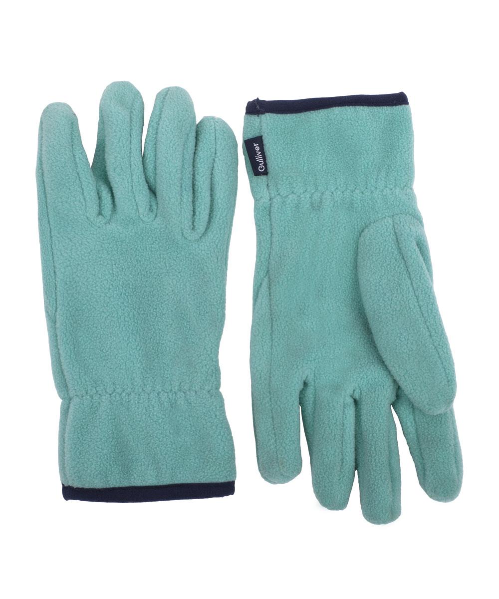 Перчатки детские21608BKC7603Детские перчатки - вещь для осени и зимы совершенно необходимая! Мягкие флисовые перчатки защитят нежную кожу ребенка, создав уют и комфорт.