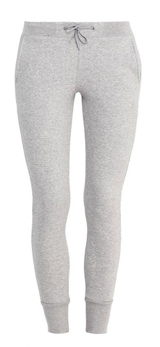 Брюки спортивные женские Reebok F Starcrest T Sweat, цвет: серый. AY0444. Размер M (46/48)AY0444Брюки женские для бега Reebok классического кроя. Отлично подходят для повседневной носки. Эластичный пояс в рубчик со шнурком для оптимальной посадки по фигуре. Карманы сзади отлично подходят для хранения мелочей. Вышитый логотип позволит продемонстрировать серьезность намерений.