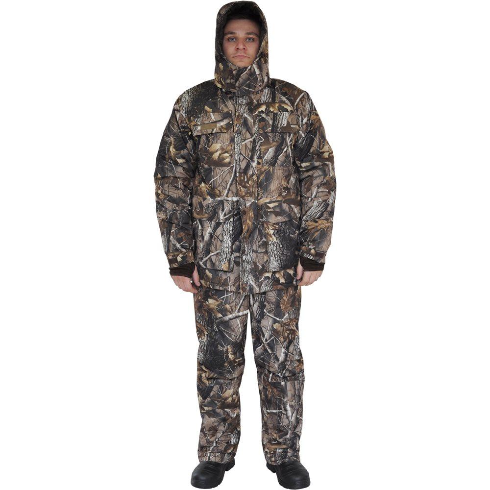 Костюм рыболовный мужской HunterMan Nova Tour Сарвет, цвет: лес. 95862-705. Размер XXXXL (60)95862-705Теплый и непродуваемый костюм для охоты и рыбалки зимой! Непродуваемая ткань поможет с комфортом заниматься любимым делом даже в сильный мороз, а большое количество специальных карманов для специальных вещей и теплые карманов для рук - сделает времяпрепровождение еще более комфортной! Не забывайте правильно одеваться, чтобы не замерзнуть в сильный мороз одевайте под костюм комплект из флиса и теплого термобелья! Проклеенные швы, регулируемый капюшон, боковые расширители, внутренние манжеты, анатомический крой рукава, ветрозащитная юбка, анатомический крой в области колена, двухзамковая молния.Влагостойкость 5 000 мм. Паропроницаемость 5 000 мл./м.кв./24часа.
