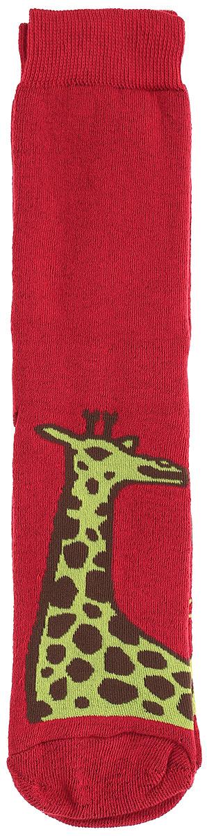 Носкиn333Махровые мужские носки Big Bang Socks Жираф, изготовленные из высококачественного хлопка с добавлением полиамидных и эластановых волокон, согреют ваши ноги. Носки отличаются ярким стильным дизайном. Удобная резинка идеально облегает ногу и не пережимает сосуды.