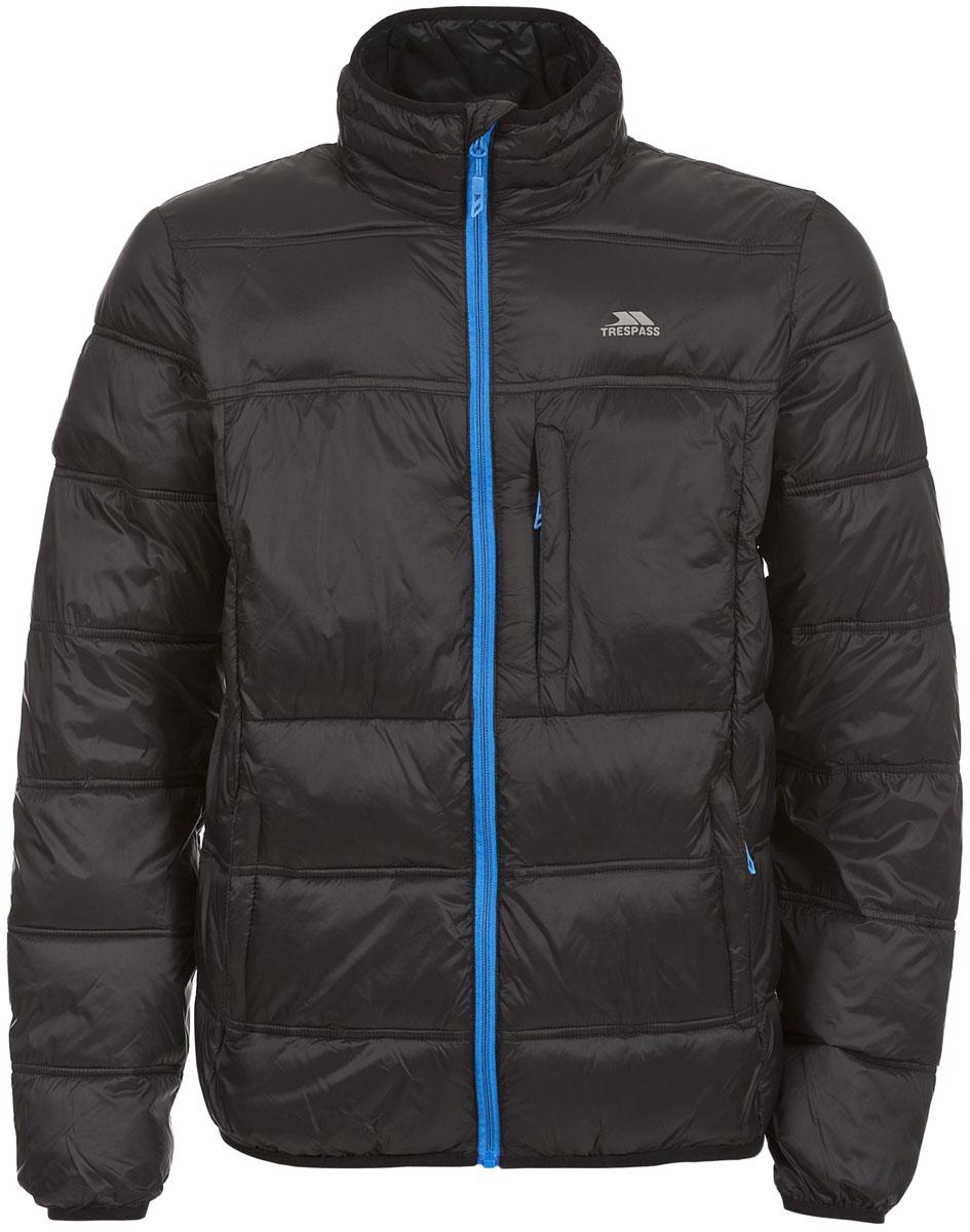 КурткаMAJKCAL20001Великолепная теплая легкая куртка Trespass Bismarck выполнена из 100% полиэстера. Утеплитель ColdHeat 200 г/м2 (синтетический, микроволоконный с функцией быстрого отвода влаги и высоким уровнем теплозащиты и износостойкости). Прекрасно подойдет как для города, так и для отдыха на природе.