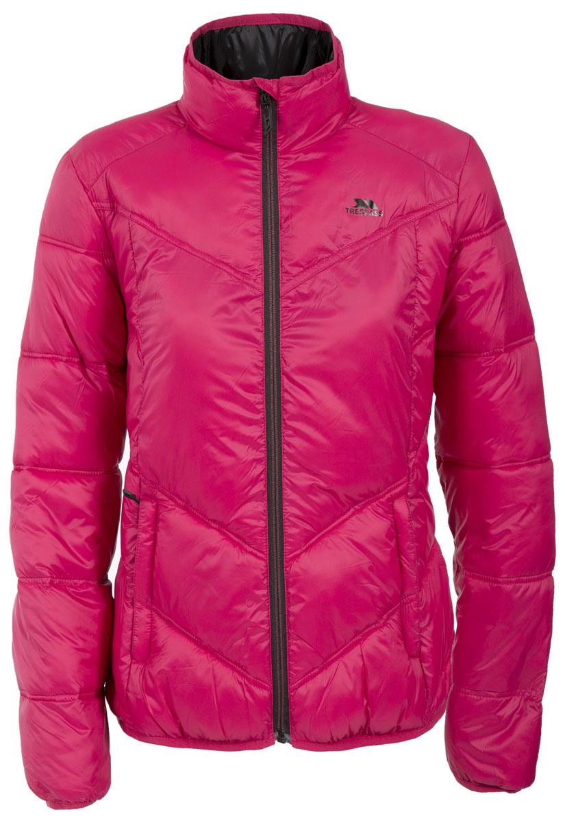 Куртка женская Trespass Nakina, цвет: розовый. FAJKCAL20002. Размер M (46)FAJKCAL20002Великолепная теплая куртка Trespass Nakina выполнена из 100% полиэстера. Утеплитель ColdHeat 200 г/м2 (синтетический, микроволоконный с функцией быстрого отвода влаги и высоким уровнем теплозащиты и износостойкости). Прекрасно подойдет как для города, так и для отдыха на природе.