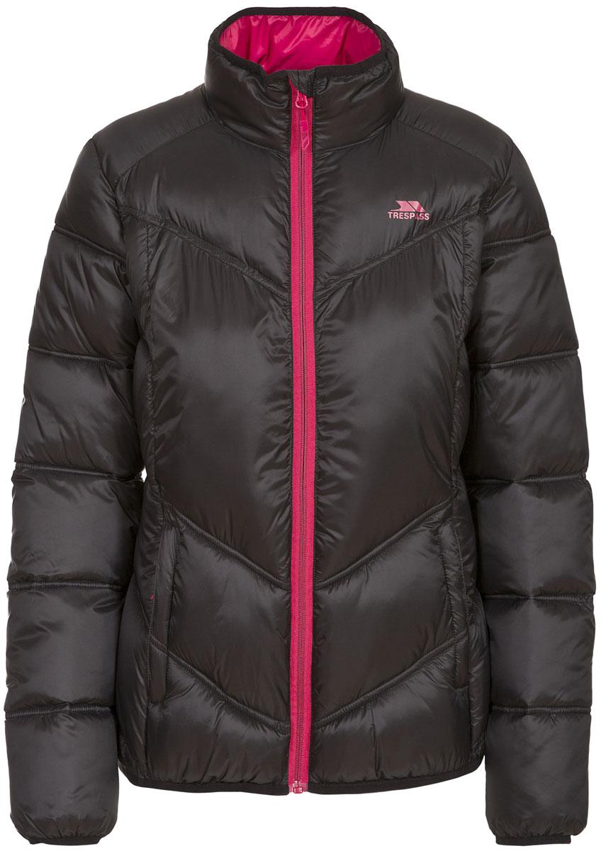 КурткаFAJKCAL20002Великолепная теплая куртка Trespass Nakina выполнена из 100% полиэстера. Утеплитель ColdHeat 200 г/м2 (синтетический, микроволоконный с функцией быстрого отвода влаги и высоким уровнем теплозащиты и износостойкости). Прекрасно подойдет как для города, так и для отдыха на природе.
