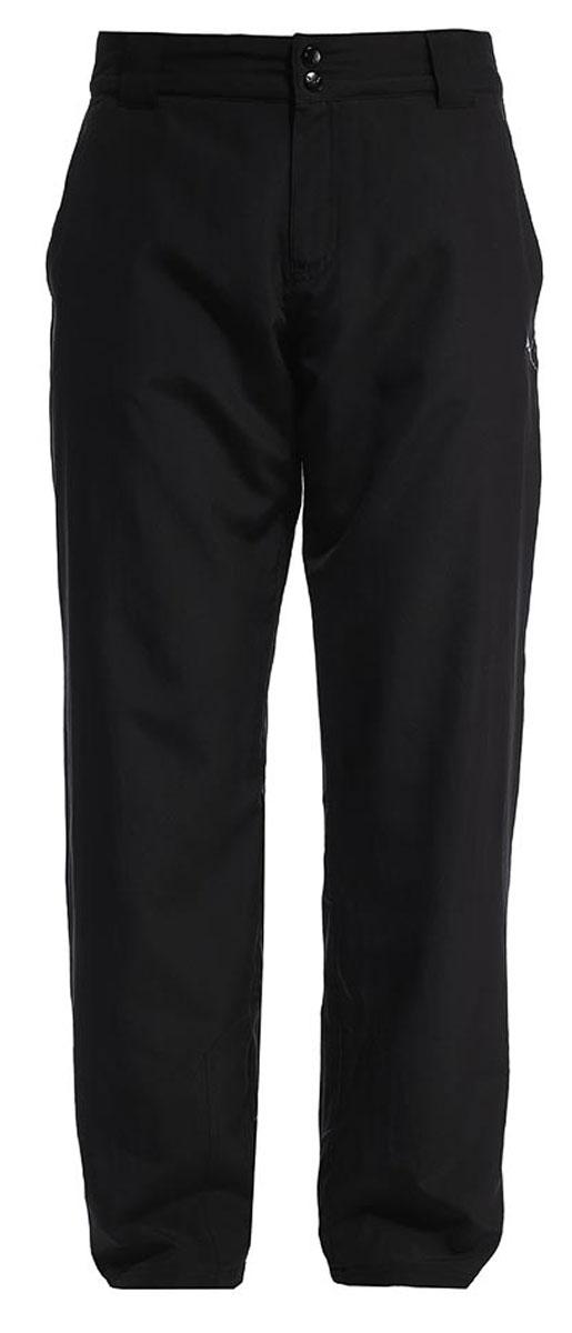 Брюки утепленные591380_01Мужские утепленные брюки с флисовой подкладкой внутри. Благодаря боковым карманам на молниях, вы сможете положить необходимые вещи. Низ брючин регулируется фиксаторами. Брюки застегиваются на молнию и кнопку в поясе.