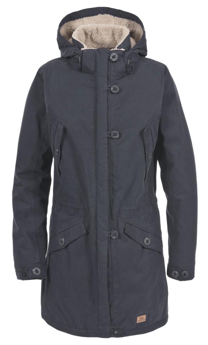 КурткаFAJKRAI20008Великолепная теплая удлиненная куртка Trespass So_warm застегивается на застежку-молнию. Верхний материал мембранный 3000мм/3000 г/24ч. Утеплитель ColdHeat 200 г/м2 (синтетический, микроволоконный с функцией быстрого отвода влаги и высоким уровнем теплозащиты и износостойкости). Каждый простроченный шов от иглы оставляет сотни отверстий, через которые влага может проникать внутрь куртки. Применение технологии Taped Seams - обработка швов термо-пластичесткой лентой под высоким давлением - запечатывает швы, тем самым препятствуя проникновению влаги внутрь куртки, дополнительно обеспечивая вашему телу сухость и комфорт. Утепленный регулируемый капюшон. Прекрасно подойдет как для города, так и для отдыха на природе.