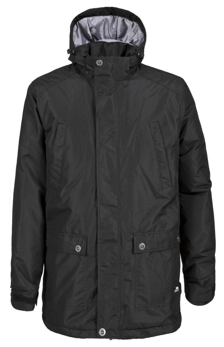 КурткаMAJKCAL20003Великолепная теплая куртка для русской зимы Trespass Farvel выполнена в стиле casual. Утеплитель ColdHeat 200 г/м2 (синтетический, микроволоконный с функцией быстрого отвода влаги и высоким уровнем теплозащиты и износостойкости). Каждый простроченный шов от иглы оставляет сотни отверстий, через которые влага может проникать внутрь куртки. Применение технологии Taped Seams - обработка швов термо-пластичесткой лентой под высоким давлением - запечатывает швы, тем самым препятствуя проникновению влаги внутрь куртки, дополнительно обеспечивая вашему телу сухость и комфорт. Материал верха защищает от влаги (влагозащита - 5 000мм) и имеет дополнительное усиление от разрыва. Утепленный регулируемый капюшон. Прекрасно подойдет как для города, так и для отдыха на природе.