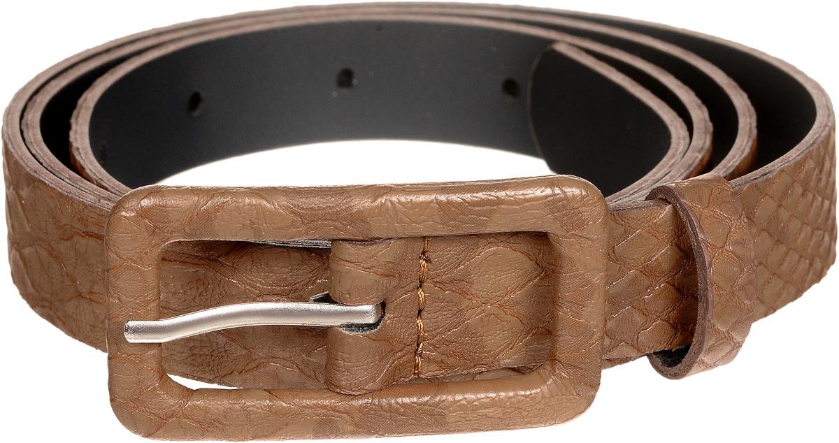 Ремень22082939-7-3/20Металлическая пряжка, оформленная накладкой из экокожи, позволит легко и быстро зафиксировать ремень и отрегулировать его длину. Уважаемые клиенты! Обращаем ваше внимание на тот факт, что размер ремня, доступный для заказа, является его длиной.