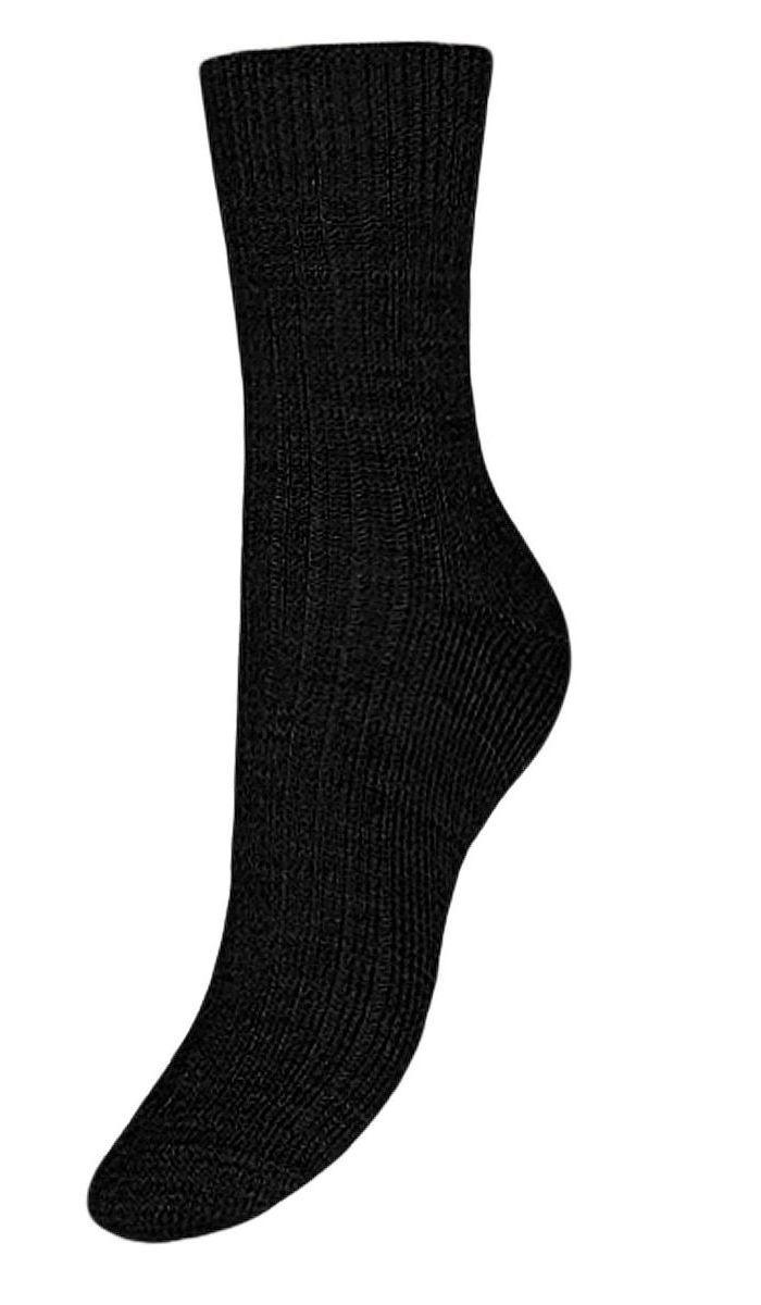 Носки женские Гранд, цвет: черный, 2 пары. SA70. Размер 23/25SA70Женские зимние носки Гранд выполнены из высококачественной пряжи. Носки имеют легкий шелковый блеск, усиленные пятку и мысок для повышенной износостойкости, безупречный внешний вид, после стирки не меняют цвет. Функция отвода влаги позволяет сохранить ноги сухими. Благодаря свойствам эластана, не теряют первоначальный вид. Носки произведены по европейским стандартам на современных вязальных автоматах.