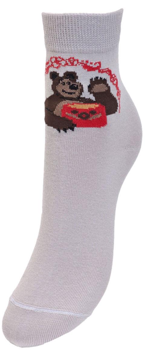 Носки детские Гранд, цвет: серый, 2 пары. YCL8. Размер 18/20YCL8Детские носки выполнены из высококачественного хлопка. Носки имеют безупречный внешний вид, бесшовную технологию зашивки мыска (кеттельный шов), после стирки не меняют цвет,усилены пятка и мысок. Носки долгое время сохраняют форму и цвет, а так же обладают антибактериальными и терморегулирующими свойствами.