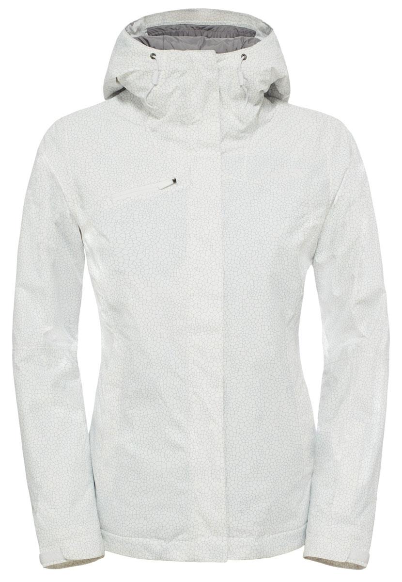 КурткаT92TXTFN4Эффектная и стильная куртка великолепно подходит для горных склонов благодаря спектру характеристик, необходимых для длительных путешествий по горам. Надежный утеплитель Heatseeker хорошо согревает, а водонепроницаемый материал с технологией DryVent сохраняет сухость внутри и снаружи. Благодаря основным характеристикам горнолыжной куртки, таким как внутренний карман для горнолыжных очков и капюшон, который можно носить со шлемом, вы всегда будете готовы к новым приключениям как на трассе, так и за ее пределами. Куртка застегивается на молнию и дополнительно клапаном на липучки.