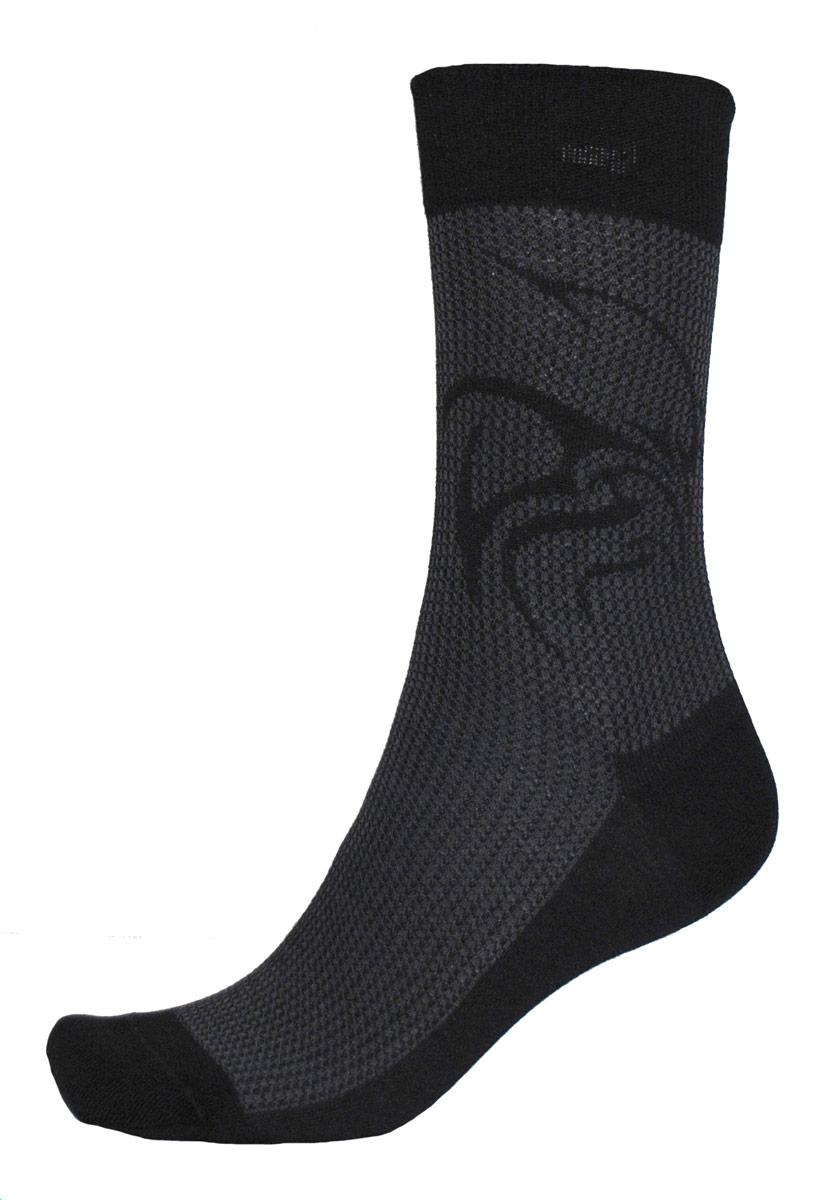 Носки мужские Burlesco, цвет: черный. C717. Размер 29 (43-44)C717Мужские носки Burlesco изготовлены из высококачественного хлопка с добавлением полиамидных и эластановых волокон. Носки комфортно прилегают к ноге без образования складок. Идеальны для повседневной носки. Изделие оснащено широкой эластичной мягкой резинкой. Мысок и пятка усилены. Декорированы узором.