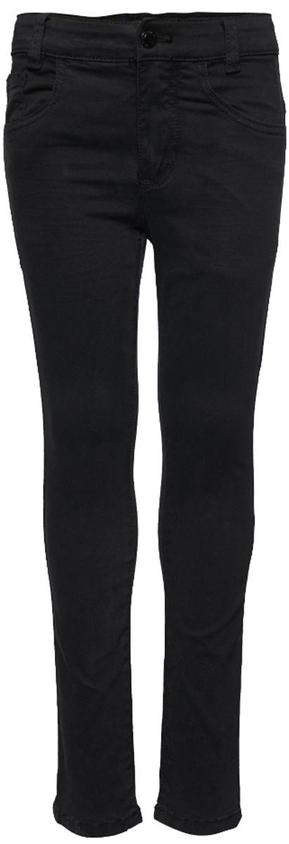 Джинсы6205078.00.82_2999Стильные джинсы Tom Tailor выполнены из высококачественного материала. Модель на талии застегивается на металлическую пуговицу и имеет ширинку на застежке-молнии, а также шлевки для ремня. Джинсы имеют классический пятикарманный крой: спереди два втачных кармана и один накладной кармашек, а сзади - два накладных кармана.