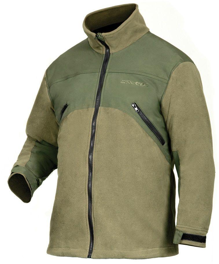Куртка рыболовная809Флисовая куртка Arctix сшита из непродуваемого дышащего материала, что обеспечивает комфорт при низких температурах. Подходит как для активного отдыха и как повседневная одежда. Защищает от влаги и ветра; быстро сохнет; выпускает избыток влаги наружу; сохраняет тепло.