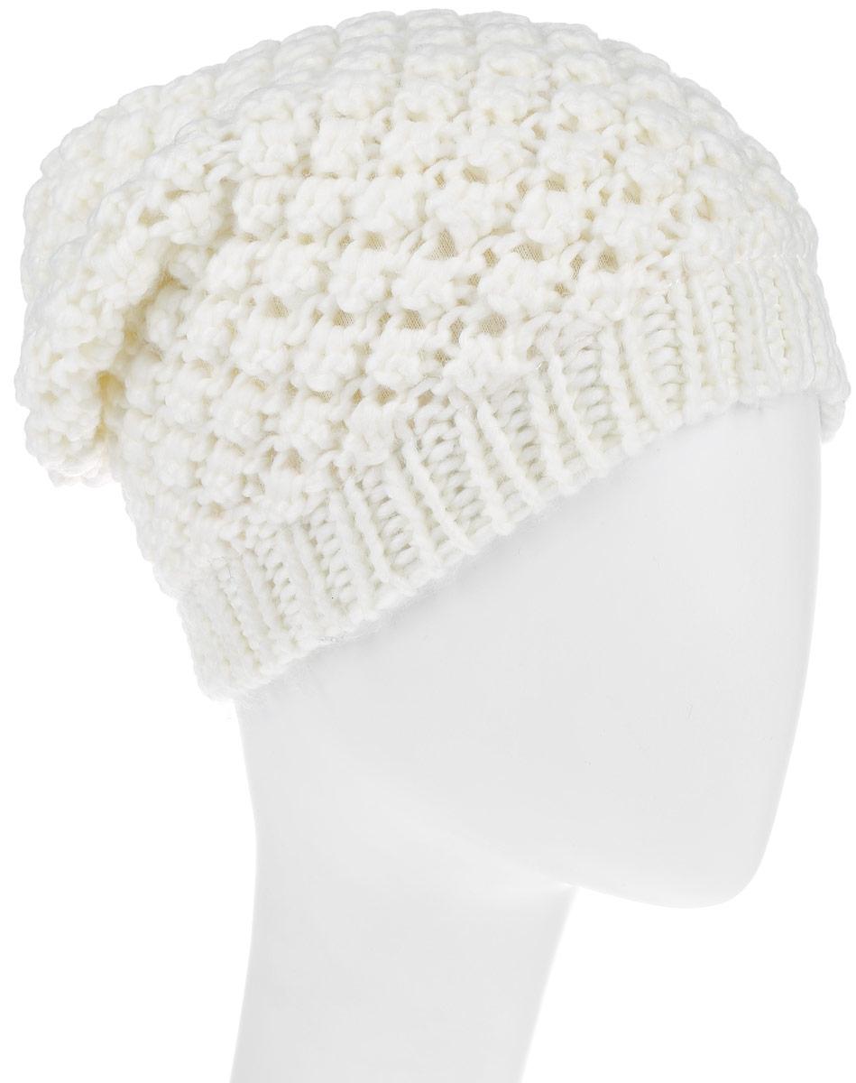 Шапка992039Теплая женская шапка Avanta Tessa дополнит ваш наряд и не позволит вам замерзнуть в холодное время года. Шапка выполнена из высококачественного комбинированного материала, что позволяет ей великолепно сохранять тепло, и обеспечивает высокую эластичность и удобство посадки. Внутренняя сторона шапки дополнена флисовой вставкой. Такая шапка составит идеальный комплект с модной верхней одеждой, в ней вам будет уютно и тепло. Уважаемые клиенты! Размер, доступный для заказа, является обхватом головы.