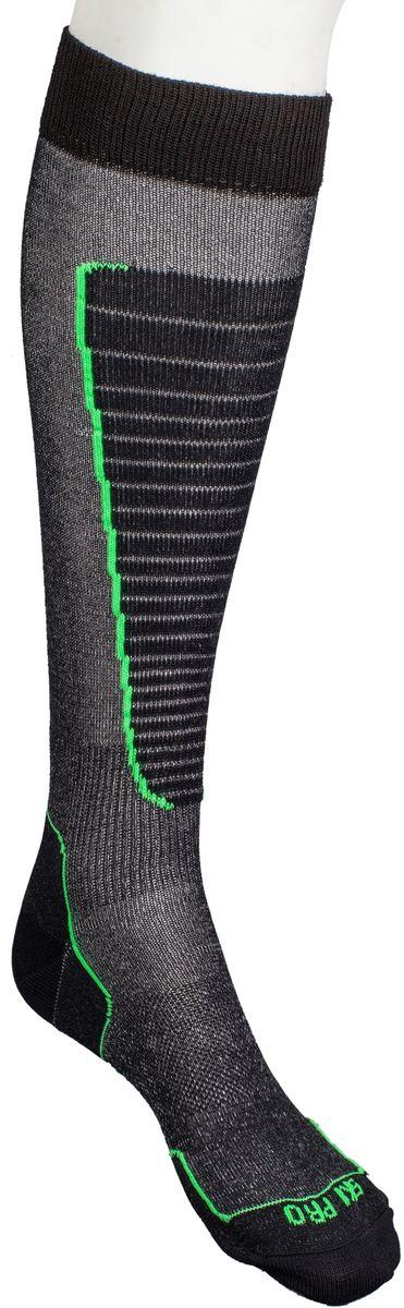 Носки горнолыжные230_155Итальянская компания Mico один из ведущих производителей носков и термобелья на Европейском рынке для спортом. Носки предназначены для для занятий различными видами в том числе для носки в городе в очень холодную погоду. Носок очень мягкий. Идеально подходит для горнолыжных ботинок с термо-формовкой. Дополнительная защита голени. Мягкая резинка по верху носка не сжимает ногу и не дает ощущения сдавливания даже при длительном использовании. Специальное плетение в области стопы фиксирует ногу при занятиях спортом и ходьбе и не дает скользить стопе вперед.