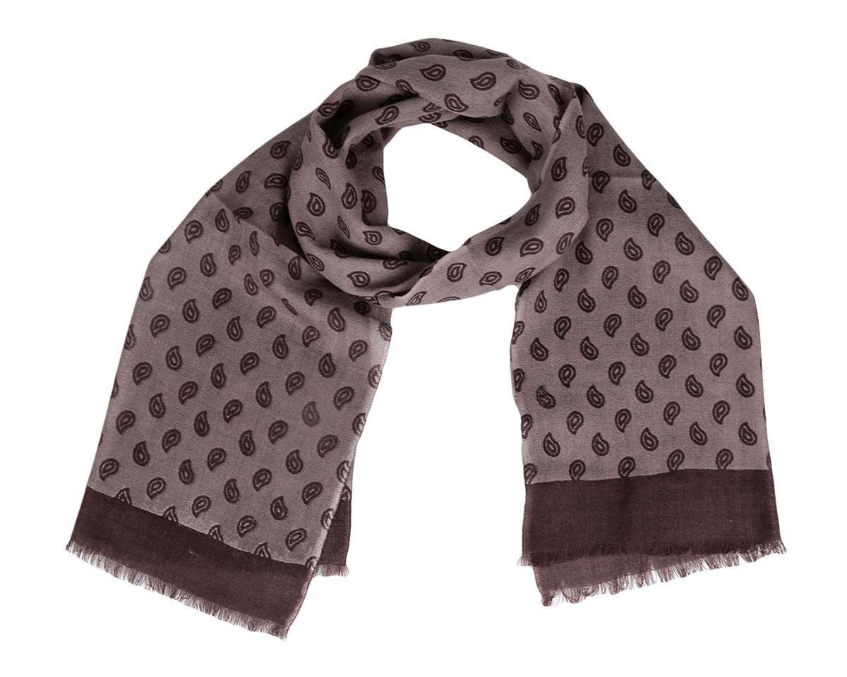 ШарфJOE002-DМужской шарф Fabretti. Создайте безупречный стиль, дополнив ваш образ модным аксессуаром.