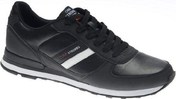 КроссовкиC2406-3Стильные мужские кроссовки Strobbs отлично подойдут для активного отдыха и повседневной носки. Верх модели выполнен из искусственной кожи. Удобная шнуровка надежно фиксирует модель на стопе. Подошва обеспечивает легкость и естественную свободу движений. Мягкие и удобные, кроссовки превосходно подчеркнут ваш спортивный образ и подарят комфорт.