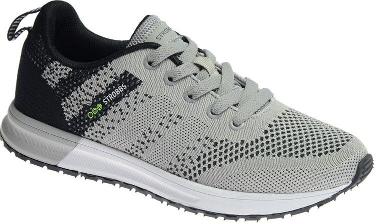 КроссовкиF6509-2Стильные женские кроссовки Strobbs отлично подойдут для активного отдыха и повседневной носки. Верх модели выполнен из текстиля по бесшовной технологии. Удобная шнуровка надежно фиксирует модель на стопе. Подошва обеспечивает легкость и естественную свободу движений. Мягкие и удобные, кроссовки превосходно подчеркнут ваш спортивный образ и подарят комфорт.