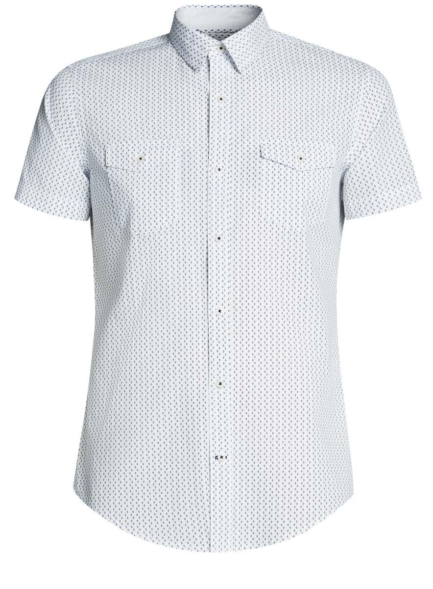 Рубашка3L410044M/39312N/1075G